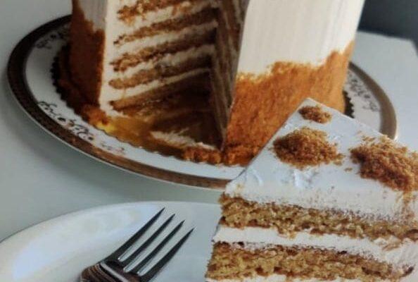Six-Layered Honey Cake