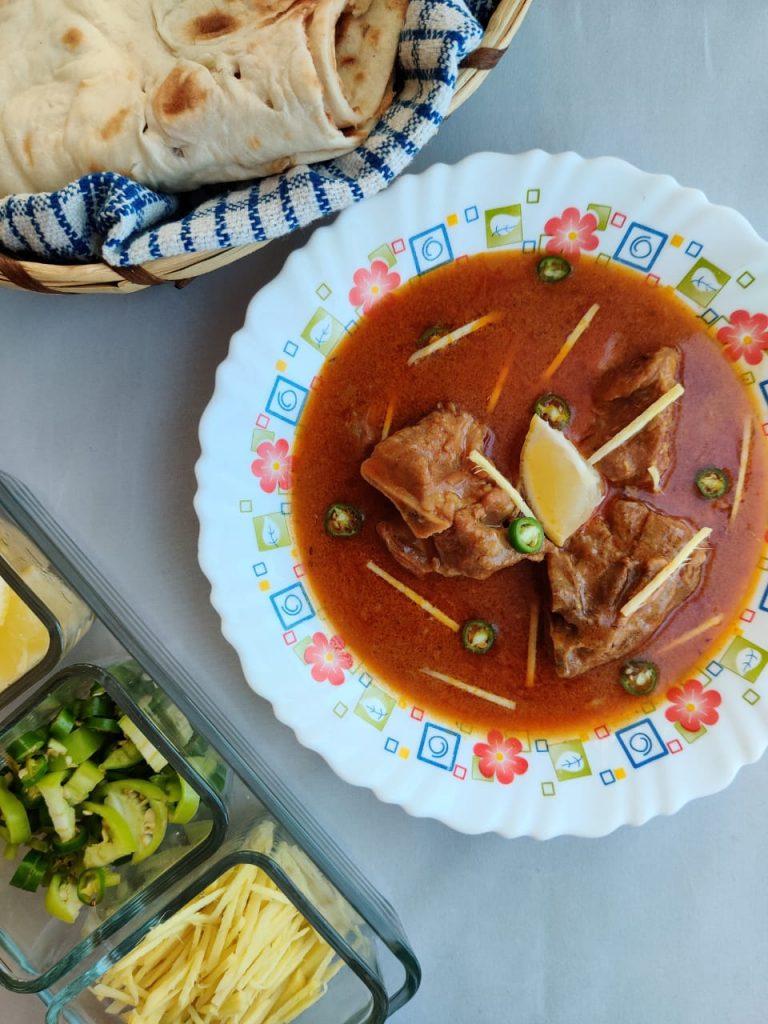 chinioti mutton kunna