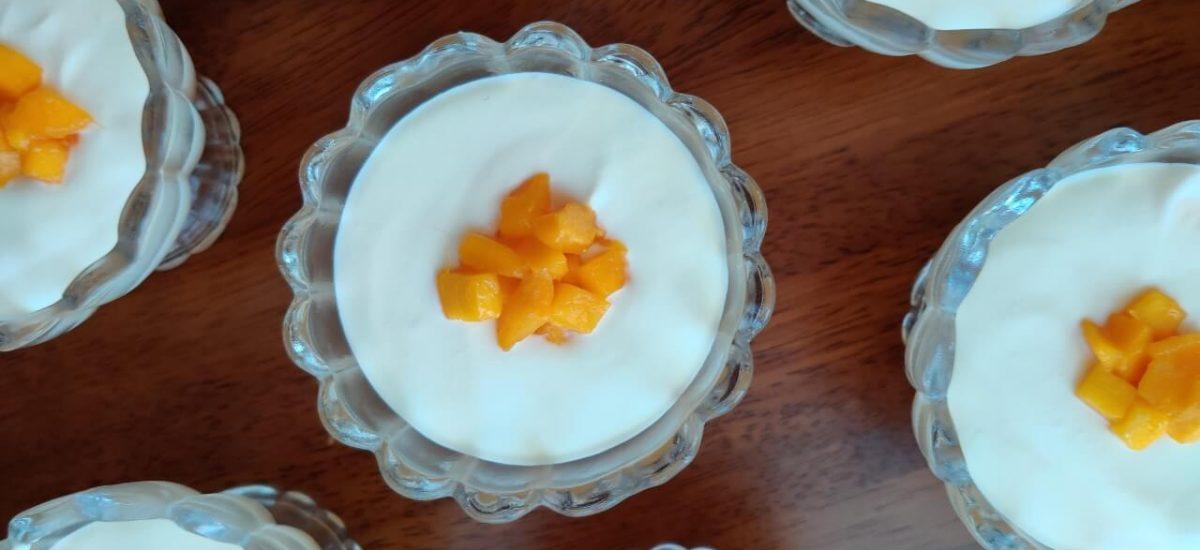 Mango Sago Cups